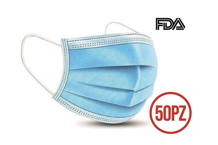 """Assan Mask srl MASQUE 3 COUCHES TYPE """"CHIRURGICAL"""" CLASSE A CE - FDA"""