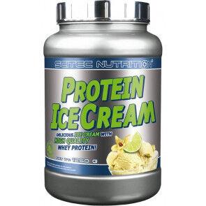Scitec Nutrition Protein Ice Cream Light Vanille - Citron Vert Scitec Nutrition 1250 g