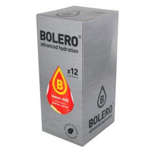 Bolero Pack 12 sachets Boissons Bolero goût Chilli-Citron
