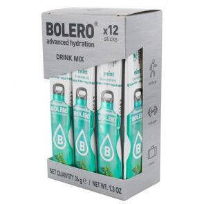 Bolero Pack 12 Sachets Bolero Drink goût Menthe 36 g