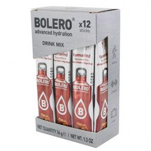 Bolero Pack 12 Sachets Bolero Drink goût Tamarindo 36 g