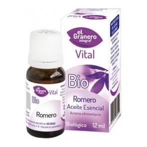 El Granero Integral Aceite Esencial de Romero 12 ml
