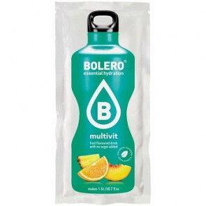 Bolero Boissons Bolero goût Multivitaminé 9 g