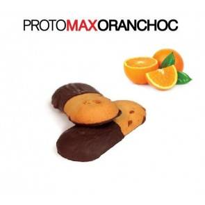 CiaoCarb Biscuits CiaoCarb Protomax Oranchoc Phase 1 Orange et Chocolat 42 g