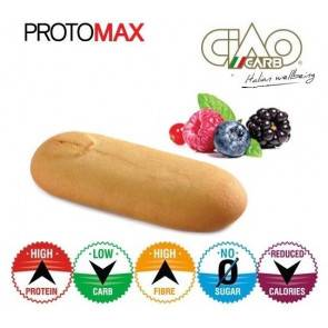 CiaoCarb Pack de 10 Biscuits CiaoCarb Protomax Phase 1 Fruits des Bois
