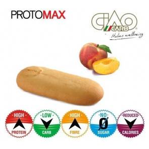 CiaoCarb Pack de 10 Biscuits CiaoCarb Protomax Phase 1 Pêche