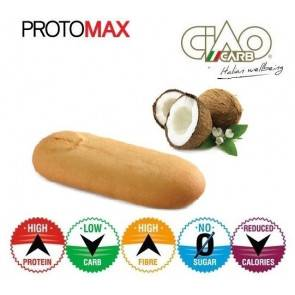 CiaoCarb Pack de 10 Biscuits CiaoCarb Protomax Phase 1 Noix de Coco