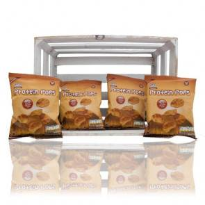 Protein Snax Pack de 36 Protein Pops Barbecue