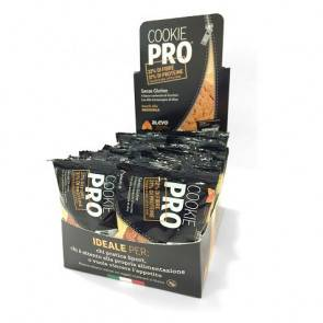 Alevo Pack de 24 Cookie Pro Noisettes Alevo 10 g