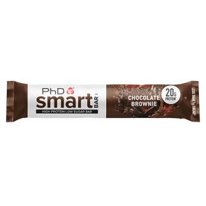 PhD Nutrition Ltd. Smart Bar Brownie de Chocolate PhD 64g