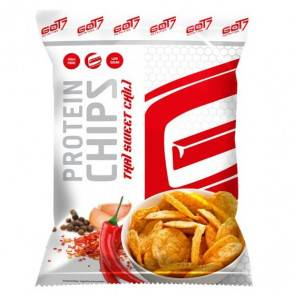 Got7 Nutrition Chips Protéinées Got7 Chilli Doux 50g