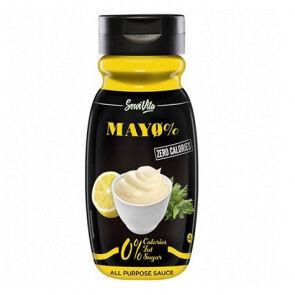 Servivita Salsa Mayonesa 0% Servivita 320 ml