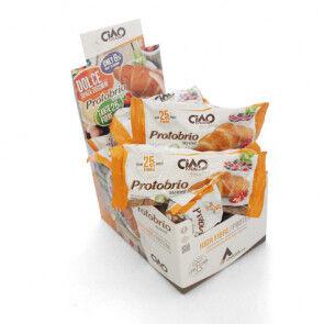 CiaoCarb Pack de 40 Croissants CiaoCarb Protobrio Phase 2 Sucré Nature