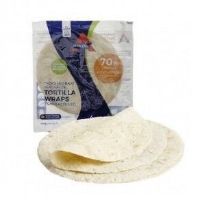Atkins Tortillas Protéinées (Wraps) LowCarb Atkins 160 g