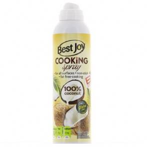 Best Joy Cooking Sprays Aérosol de Cuisine à l'Huile de Coco Best Joy 500 ml
