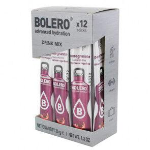 Bolero Pack 12 Sachets Bolero Drink goût Grenade 36 g