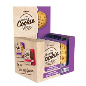 Weider Boîte 12 x 90 g Weider Protein Cookie