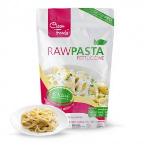 Clean Foods Raw Pasta Konjac Fettuccine Clean Foods 200 g