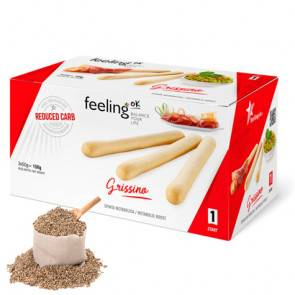FeelingOk Grissinis FeelingOk Grissino Start Sésame 150 g (3x50g)