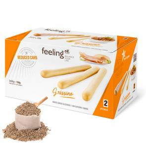 FeelingOk Grissinis FeelingOk Grissino Optimize Sésame 150g (3x50g)