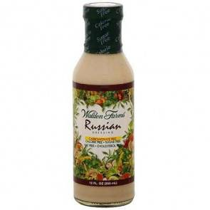 Walden Farms Sauce Russe Walden Farms 355 ml