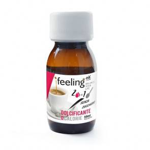 FeelingOk Edulcorant Liquide FeelingOk Sweety 50 ml