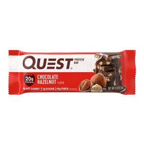 Garmin Quest Bar Protein Arôme Chocolat aux Noisettes 60 g