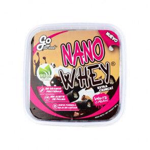 GoFood Gaufrettes Nano Whey Fourrées goût Crème Blanche GoFood 200 g