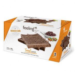 FeelingOk Biscottes Cacau FeelingOk Optimize 160 g