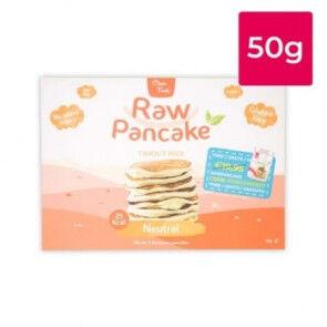 Clean Foods Monodose pour Pancakes Low-Carb Raw goût Gaufre hollandaise Clean Foods 50g