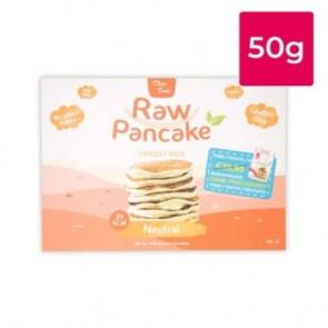 Clean Foods Monodose pour Pancakes Low-Carb Raw goût Gaufre hollandaise Clean Foods 50g
