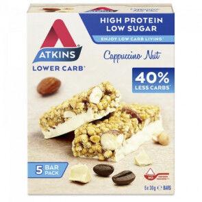 Atkins Barre croustillante Noix et café Atkins Daybreak 5x30g