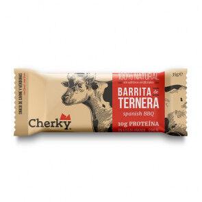 Cherky Foods Barre de Boeuf Bio Espagnole BBQ Cherky 35g