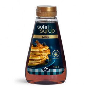 Sukrin Sirop Douce Syrup Gold de Sukrin 450g