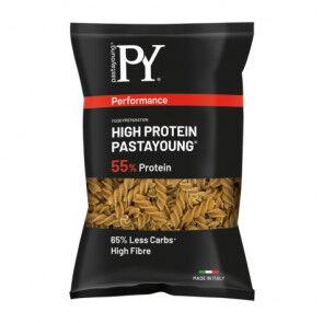 Pasta Young Pâte Protéinée 55% Fusilli Rigate Pasta Young 250g