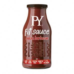 Pasta Young Sauce Barbecue low-carb Pasta Young Fit Sauce 250g