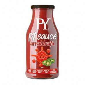 Pasta Young Sauce Arrabbiata low-carb Pasta Young Fit Sauce 250g
