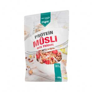 Fit4Day Céréales protéinées au Muesli aux fruits rouges de Fit4Day 375g