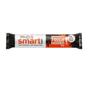 PhD Nutrition Ltd. Smart Bar Mississippi Gâteau PhD 64g