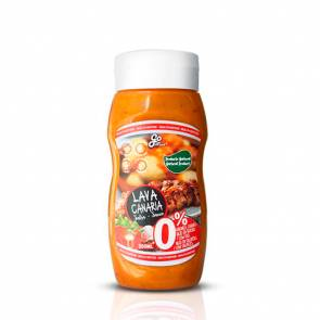 GoFood Sauce Naturelle Lave canarienne 0% GoFood 350ml