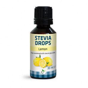 Sukrin Édulcorant Saveur de citron Stevia Drops de Sukrin 30ml