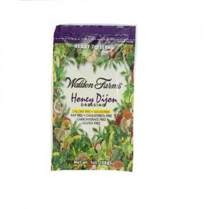 Walden Farms Sauce Moutarde et Miel Walden Farms Sachet Individuel de 28 g