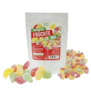 LCW Bonbons low-carb mix de fruits 250 g LCW