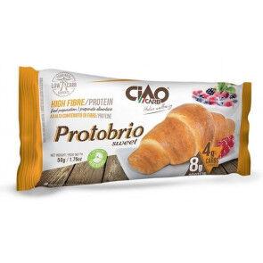CiaoCarb Croissant CiaoCarb Protobrio Phase 2 Sucré Naturel 1 unité 50 g