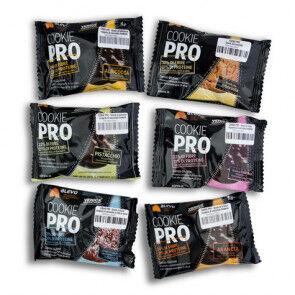 Alevo Pack Multi-goûts Cookie Pro Alevo 12 unités