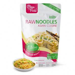 Clean Foods Raw Pasta Konjac Noodles Clean Foods 200 g