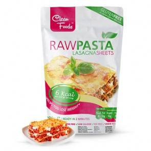 Clean Foods Raw Pasta Konjac Lasagne Clean Foods 200 g