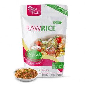 Clean Foods Raw Pasta Konjac Riz Clean Foods 200 g
