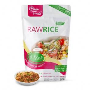 Clean Foods Raw Pasta Konjac Riz Clean Foods 200 g