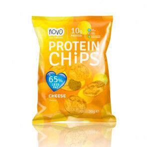 Novo Nutrition Protein Chips Queso 30 g Novo Nutrition